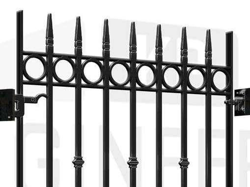 KENSINGTON Garden Gate