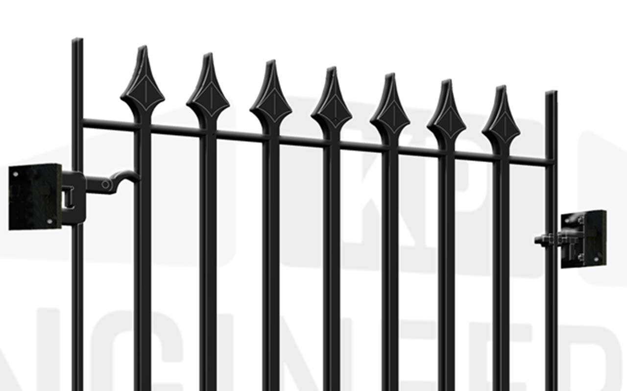 Finchley Garden Gate