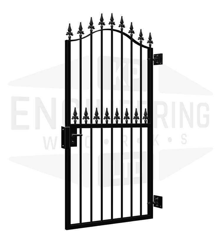 TEMPLE Garden Gate