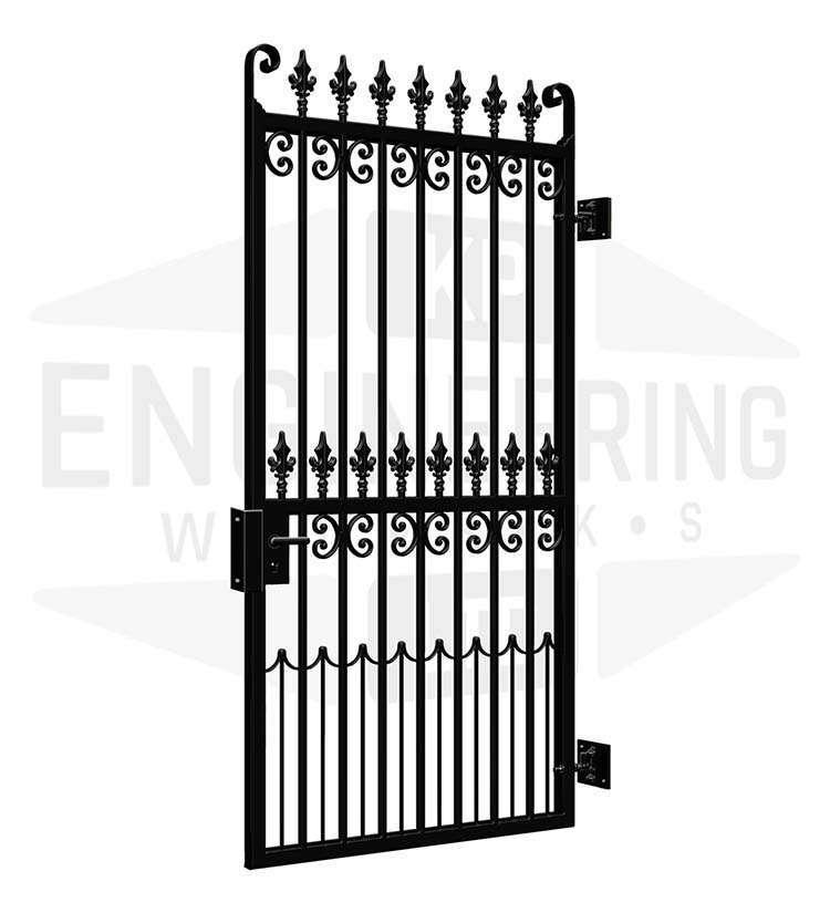 BLOOMSBURY Side Gate