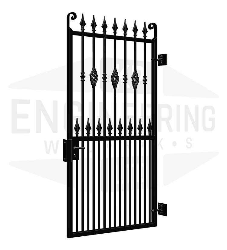 BELGRAVIA Side Gate