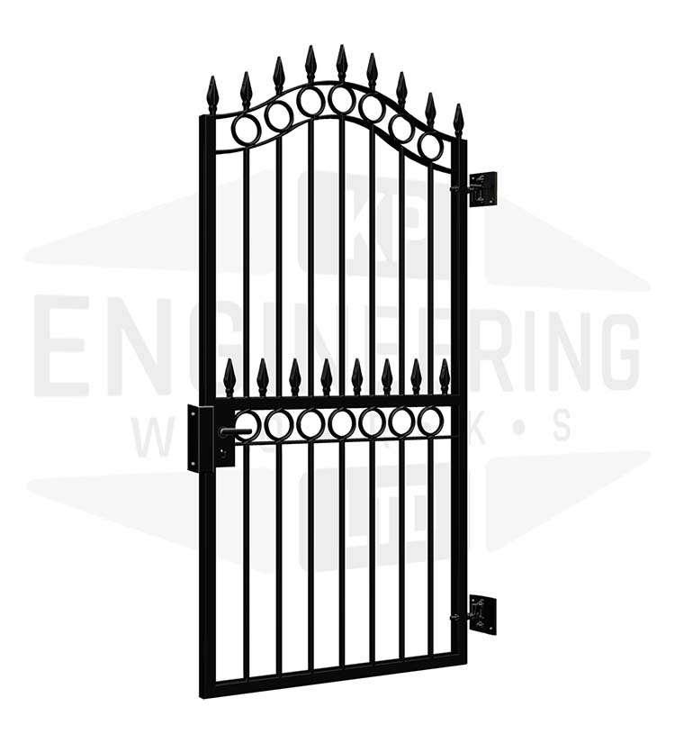 SHOREDITCH Side Gate