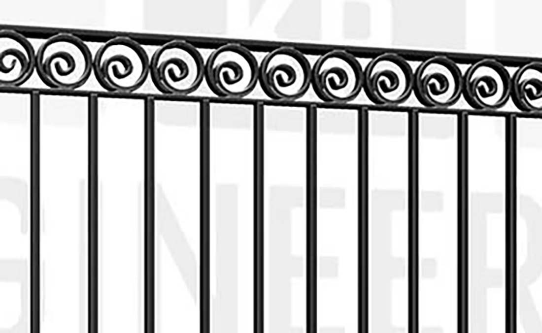 MAYFAIR Terrace Railing