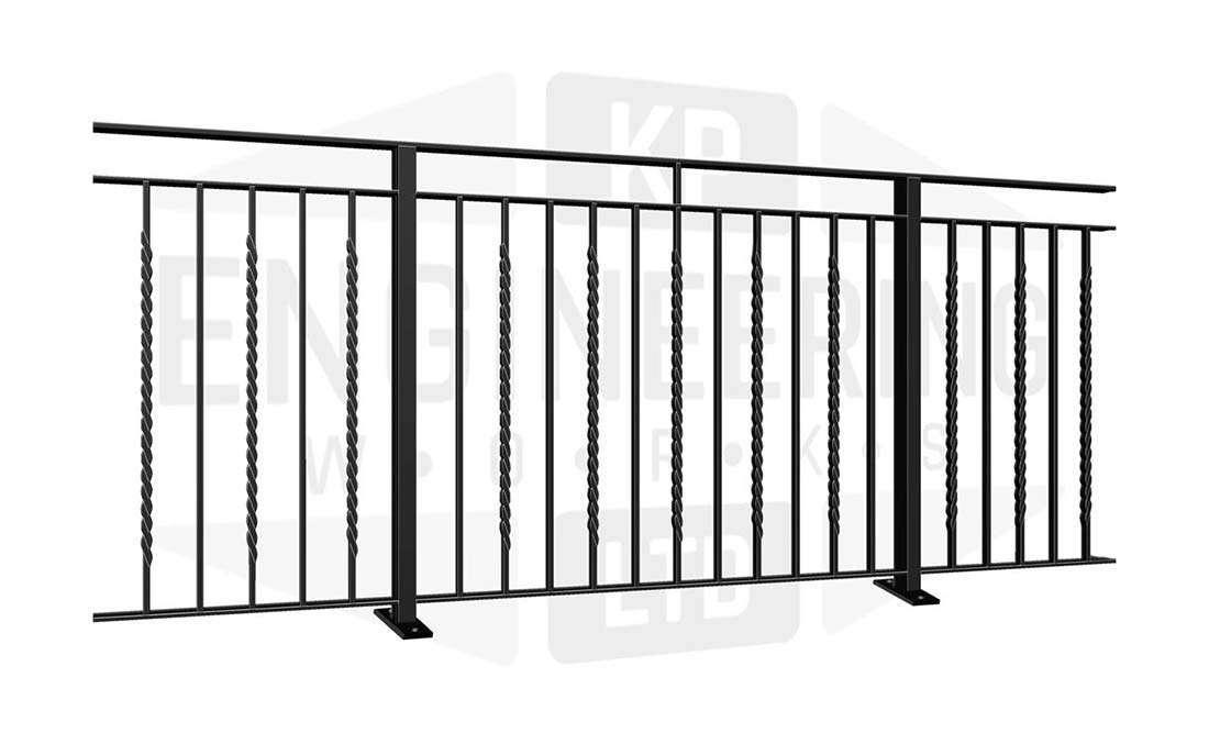 BAYSWATER Terrace Railing