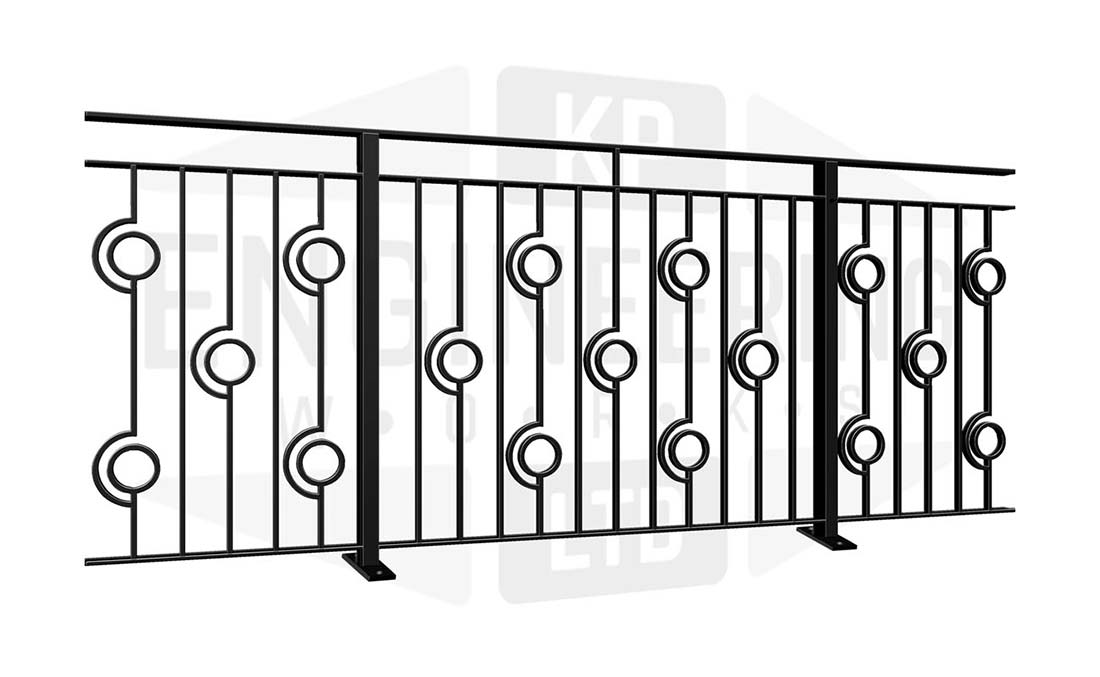HARROW Terrace Railing