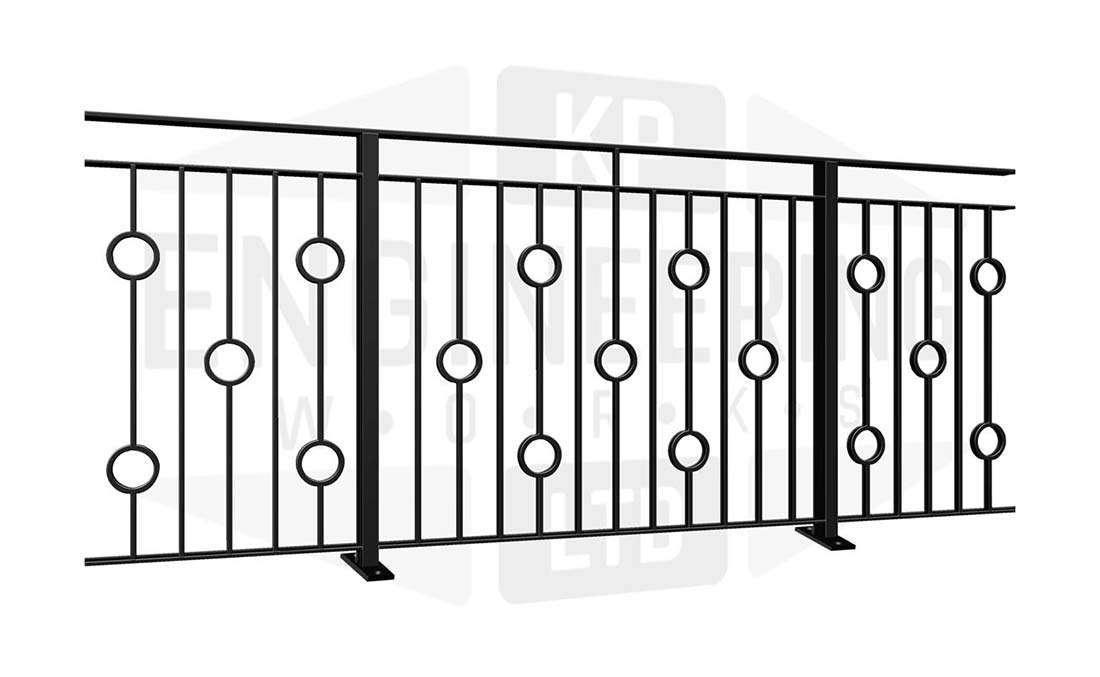 BARNSBURY Terrace Railing