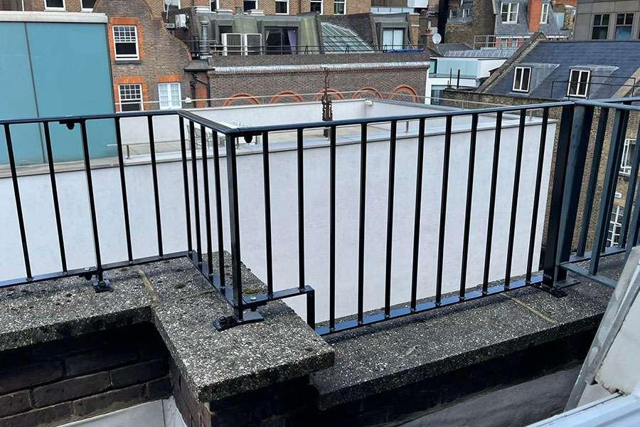 railings and iron gates for Harrow