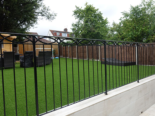 Iron Railings and Gates in Hampton TW12