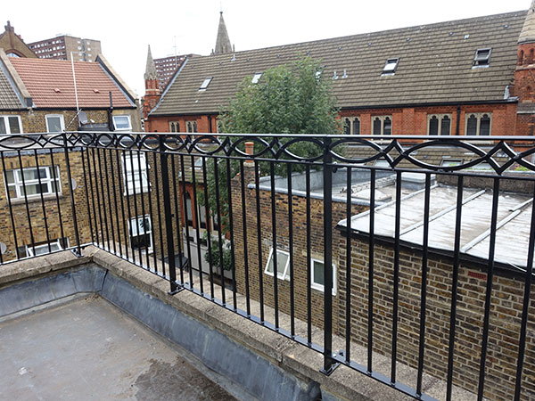 Railings and Metal Gates for Egham