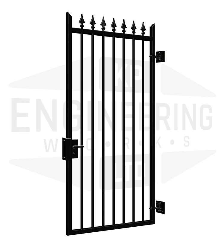 Finchley Side Gate