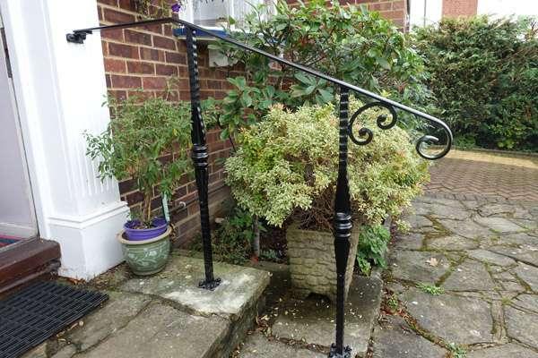 Terrace Stair Balustrade Handrail