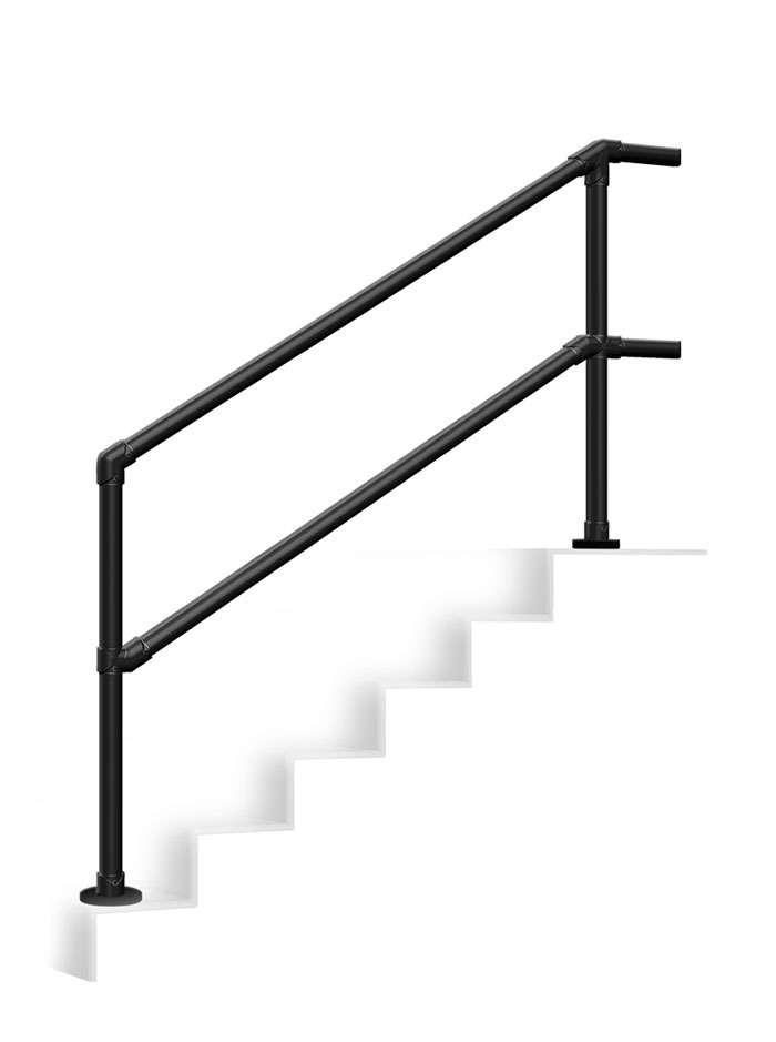 EARL'S COURT Terrace Stair Balustrade