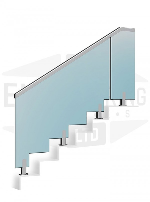 EDMONTON Terrace Stair Balustrade