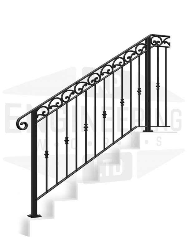 FARRINGDON Terrace Stair Balustrade