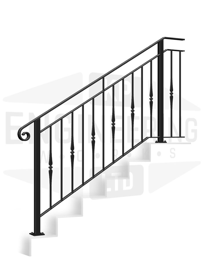 FINSBURY Terrace Stair Balustrade