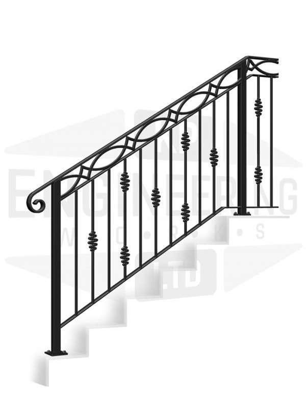 HIGHBURY Terrace Stair Balustrade