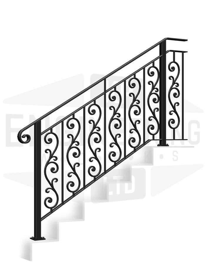 MILLBANK Terrace Stair Balustrade