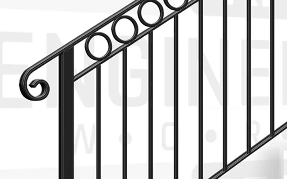 BRIXTON Terrace Stair Balustrade