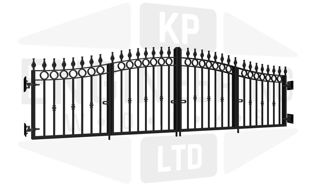 PADDINGTON Bi-Fold Short Gate