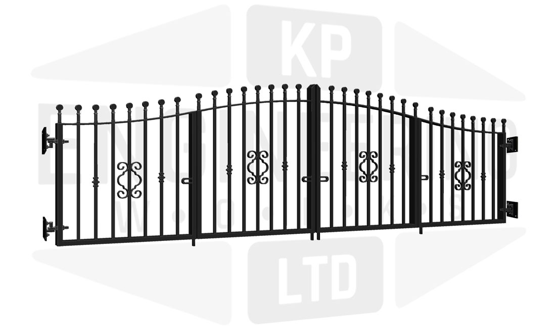 WESTMINSTER Bi-Fold Short Gate