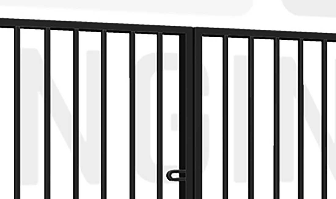 TOTTENHAM Bi-Fold Short Gate