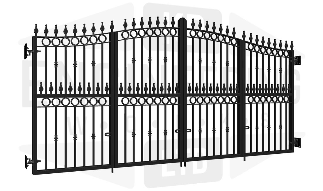 PADDINGTON Bi-Fold Tall Gate