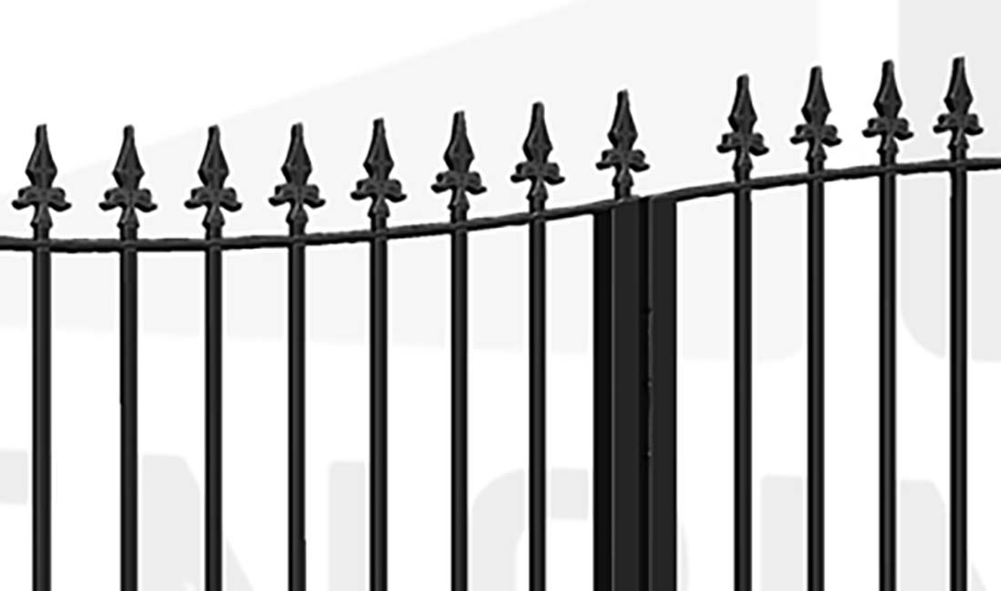 ISLINGTON Bi-Fold Tall Gate