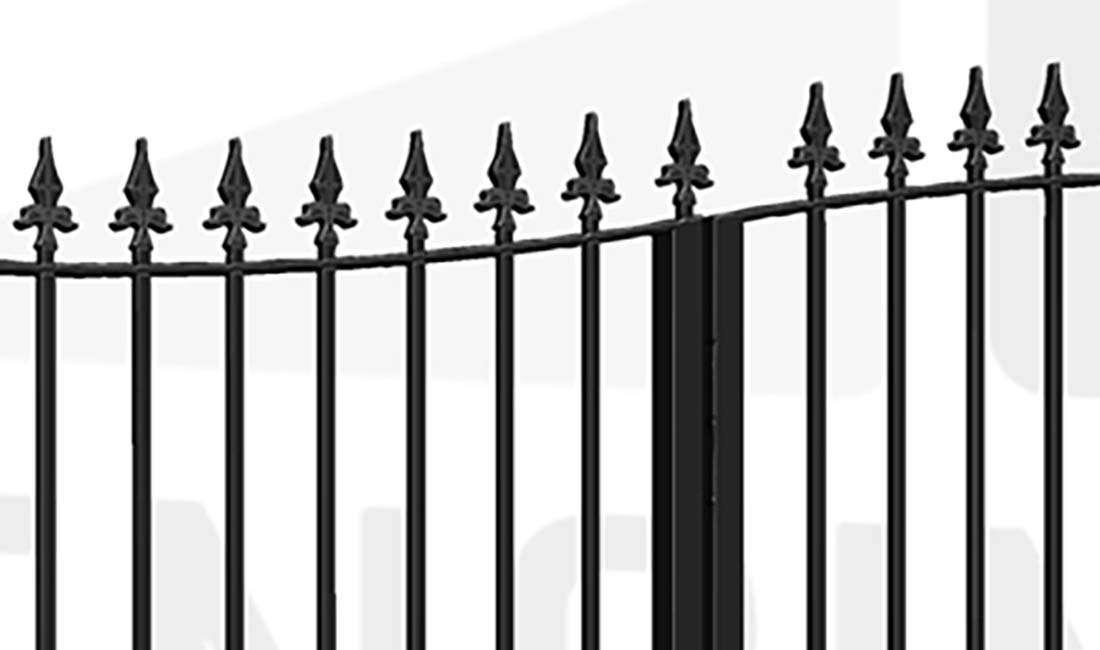 ISLINGTON Bi-Fold Tall Gate