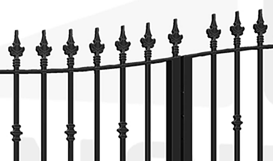 HIGHGATE Bi-Fold Tall Gate