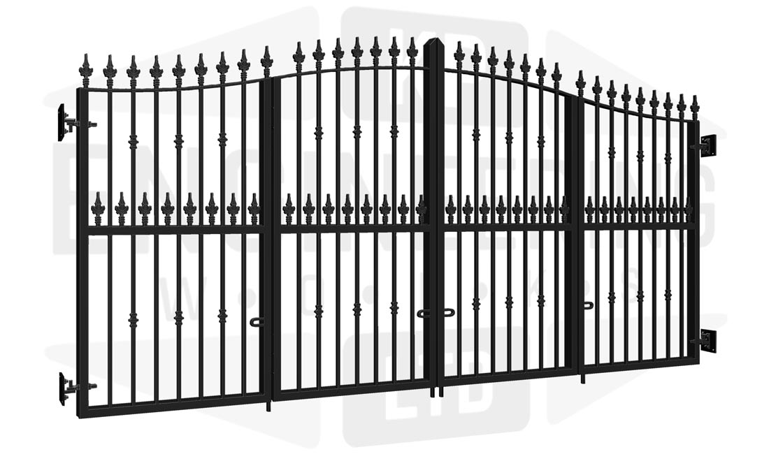 HIGHGATE Bi-Fold Tall Gate
