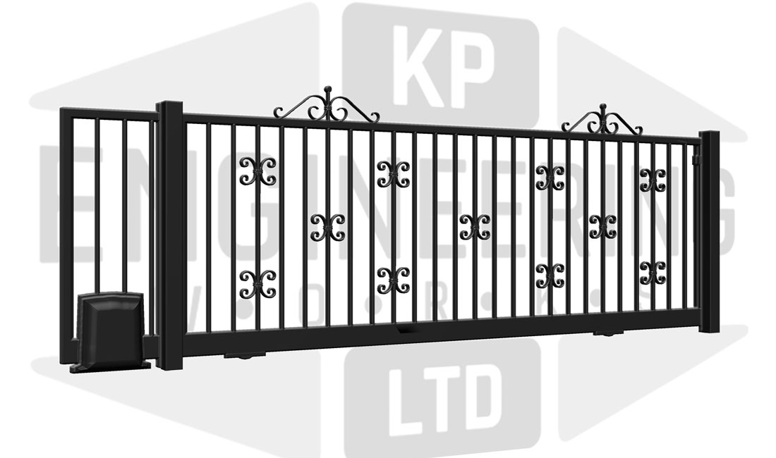 PIMLICO Sliding Short Gate