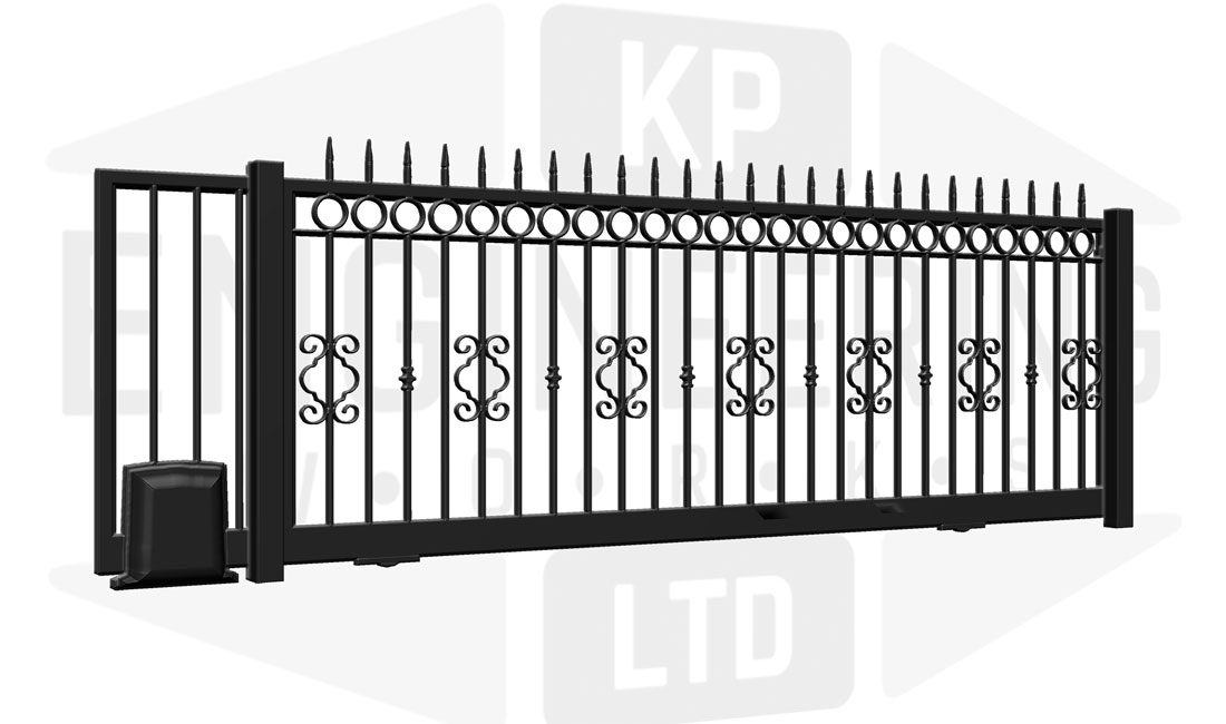 BELMONT Sliding Short Gate