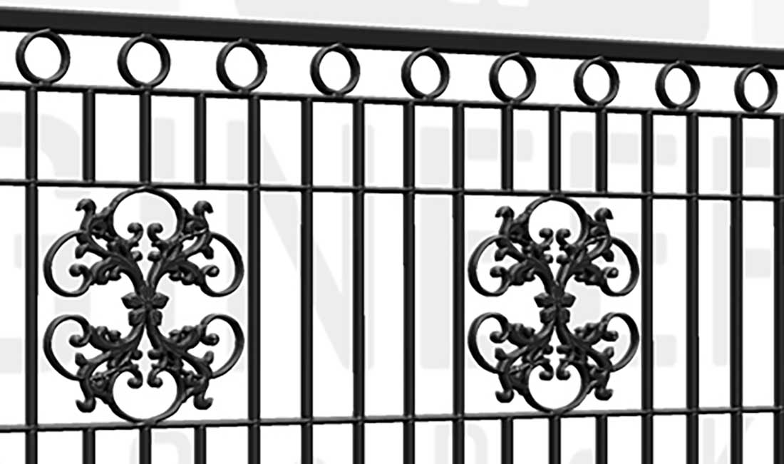 PARK ROYAL Sliding Short Gate