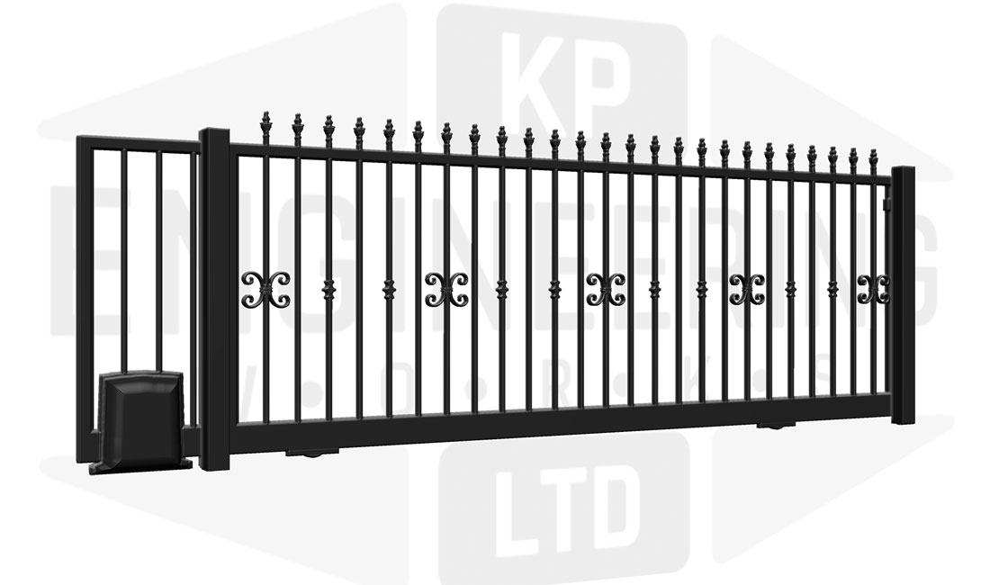 STRATFORD Sliding Short Gate
