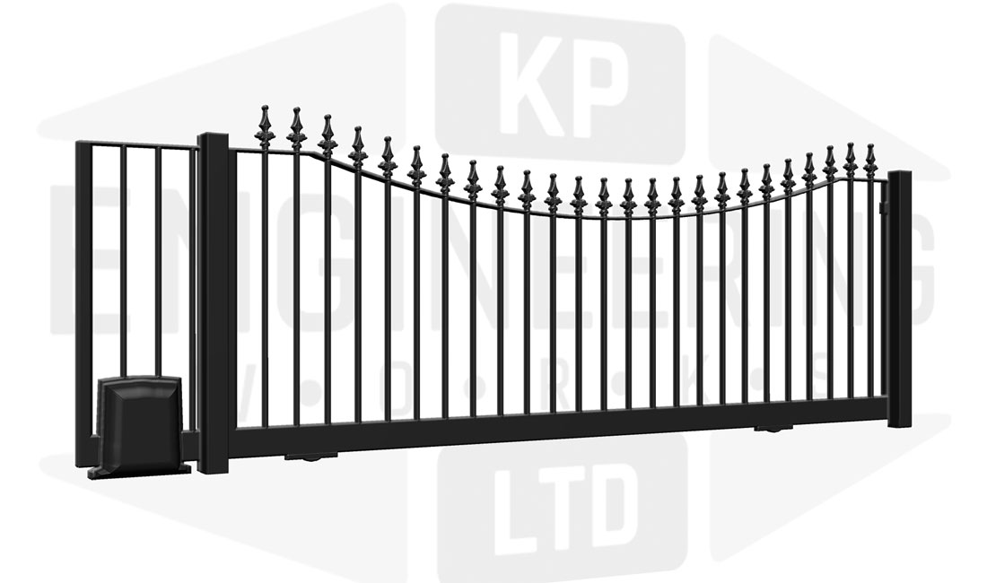 KEW Sliding Short Gate
