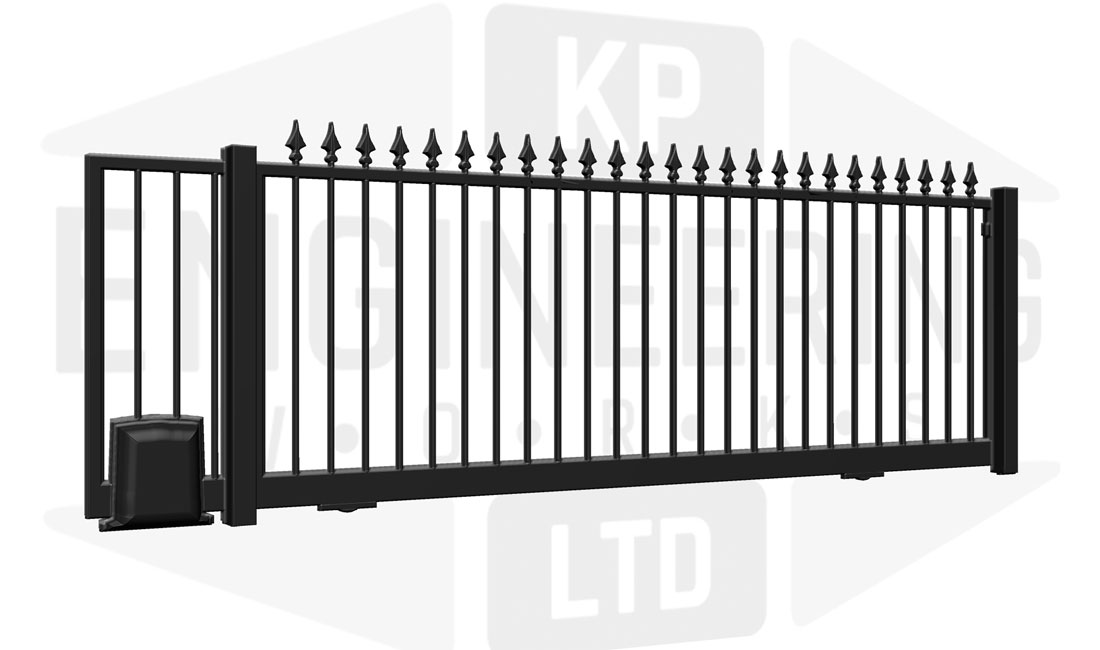 CAMDEN Sliding Short Gate