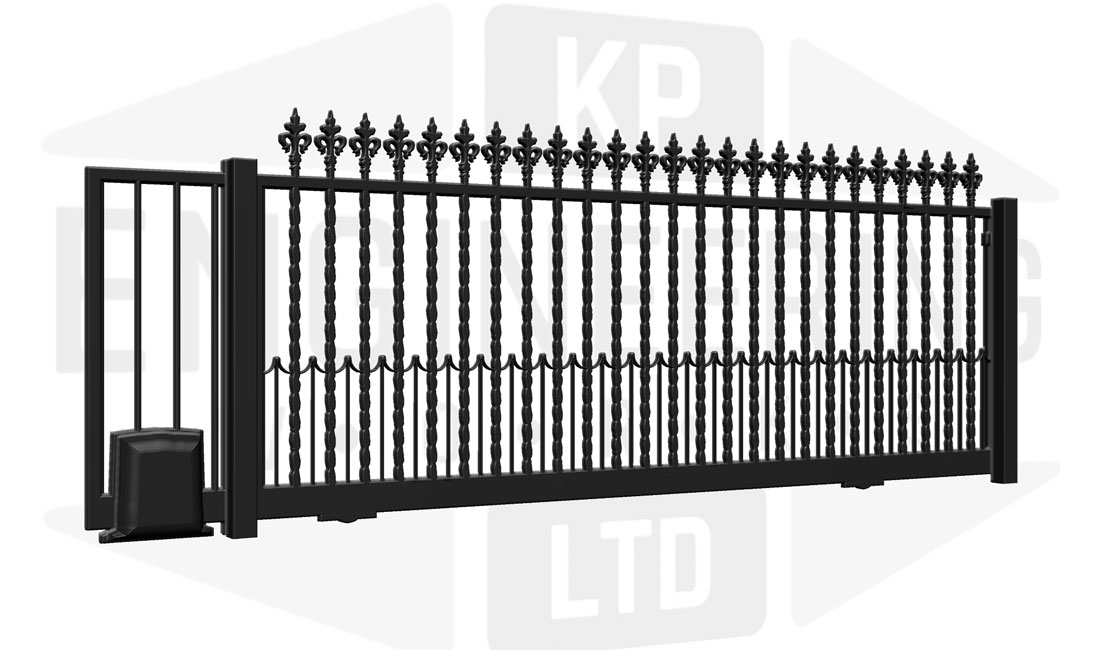 KING'S CROSGS Sliding Short Gate