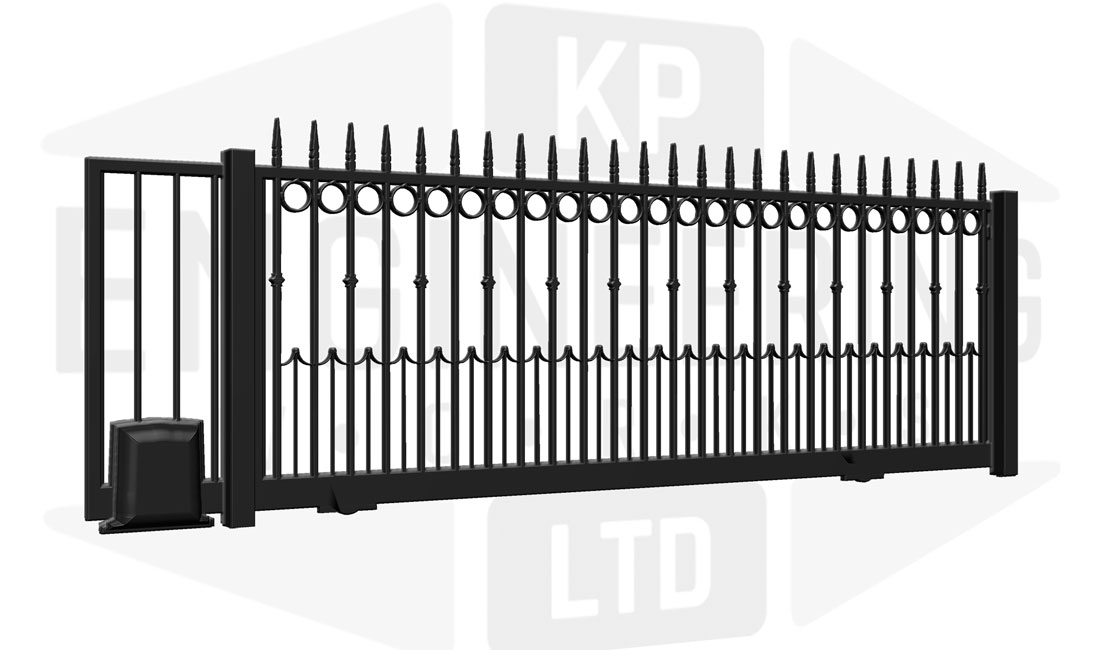 KENSINGTON Sliding Short Gate
