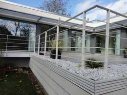 Garden & Roof Terrace Railings
