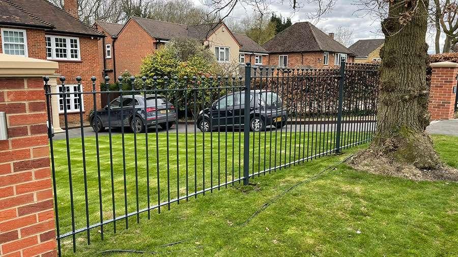 short fencing