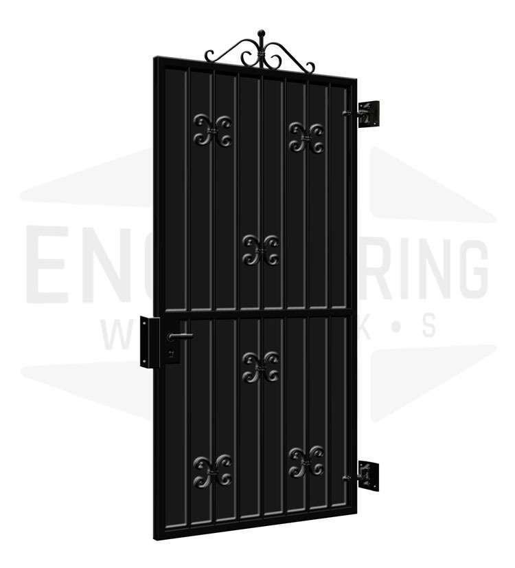 PIMLICO Side Gate Backing Sheet