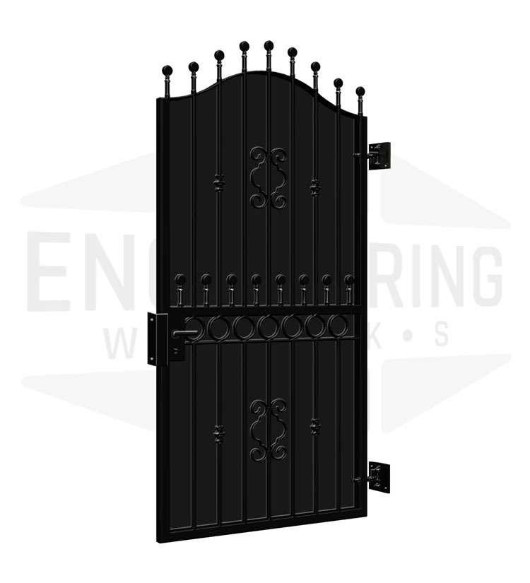 WESTMINSTER Side Gate Backing Sheet