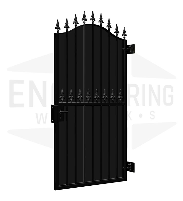 TEMPLE Side Gate Backing Sheet