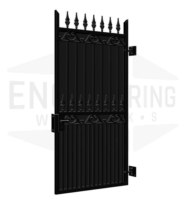 PRIMROSE HILL Side Gate Backing Sheet