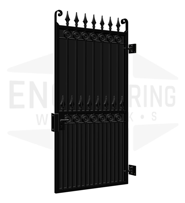 MAYFAIR Side Gate Backing Sheet