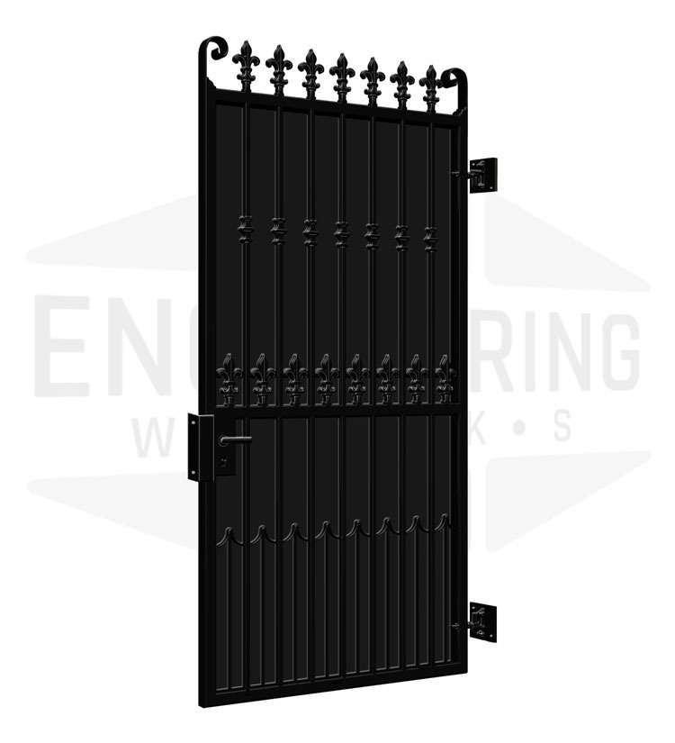 KILBURN Side Gate Backing Sheet