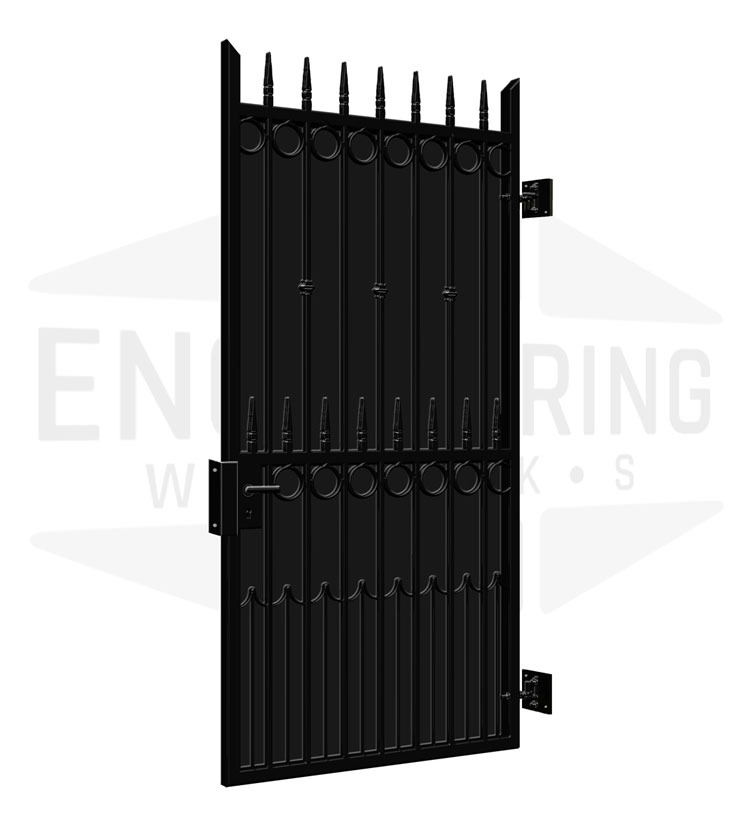 KENSINGTON Side Gate Backing Sheet
