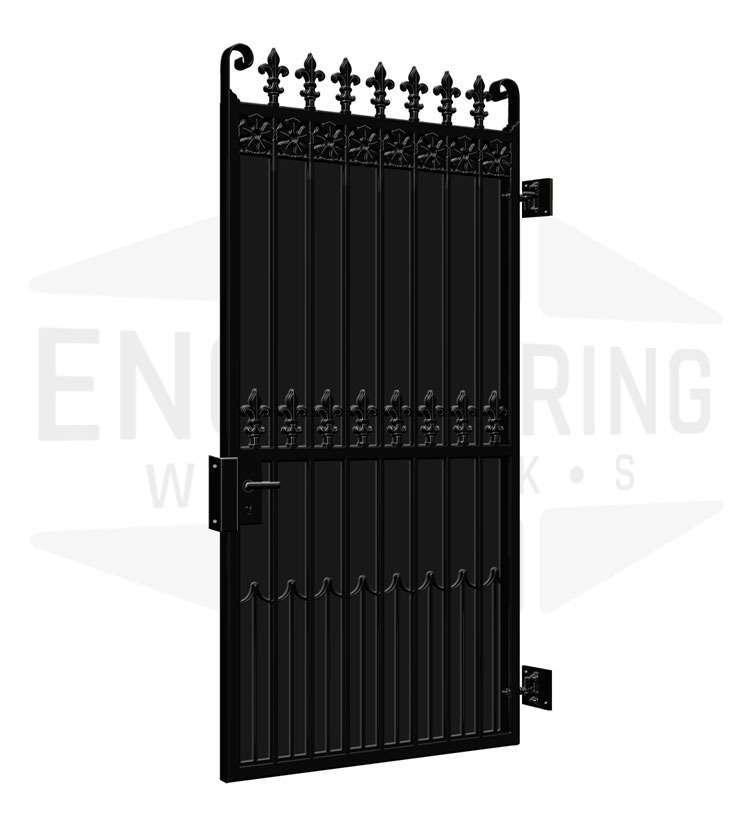 KNIGHTSBRIDGE Side Gate Backing Sheet