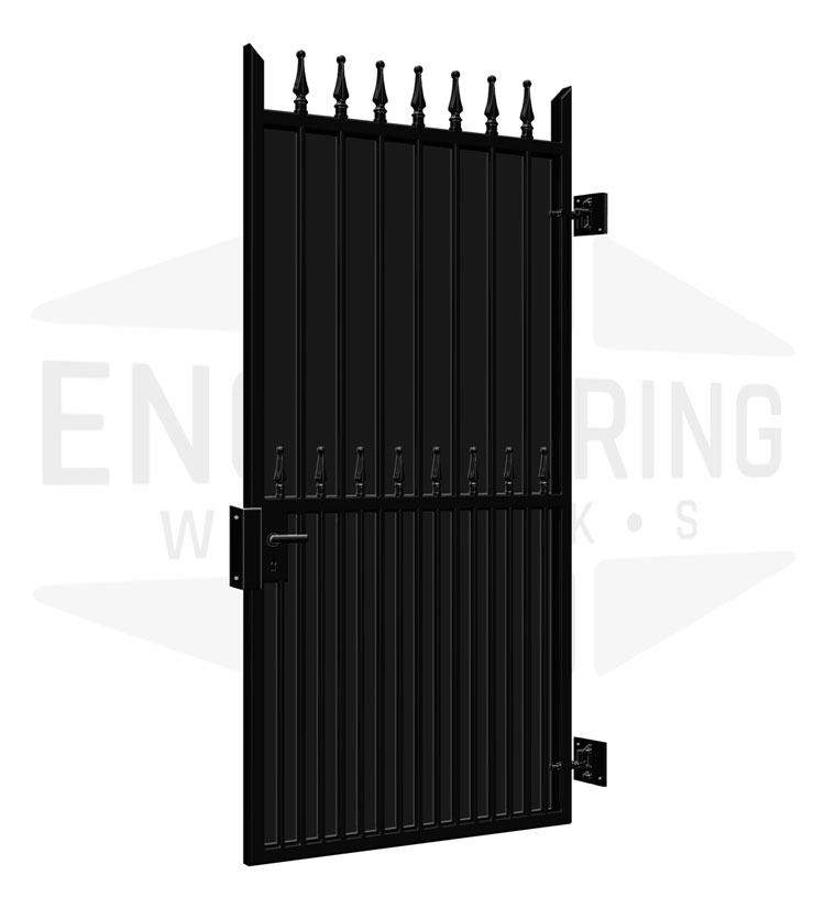 ALDGATE Side Gate Backing Sheet