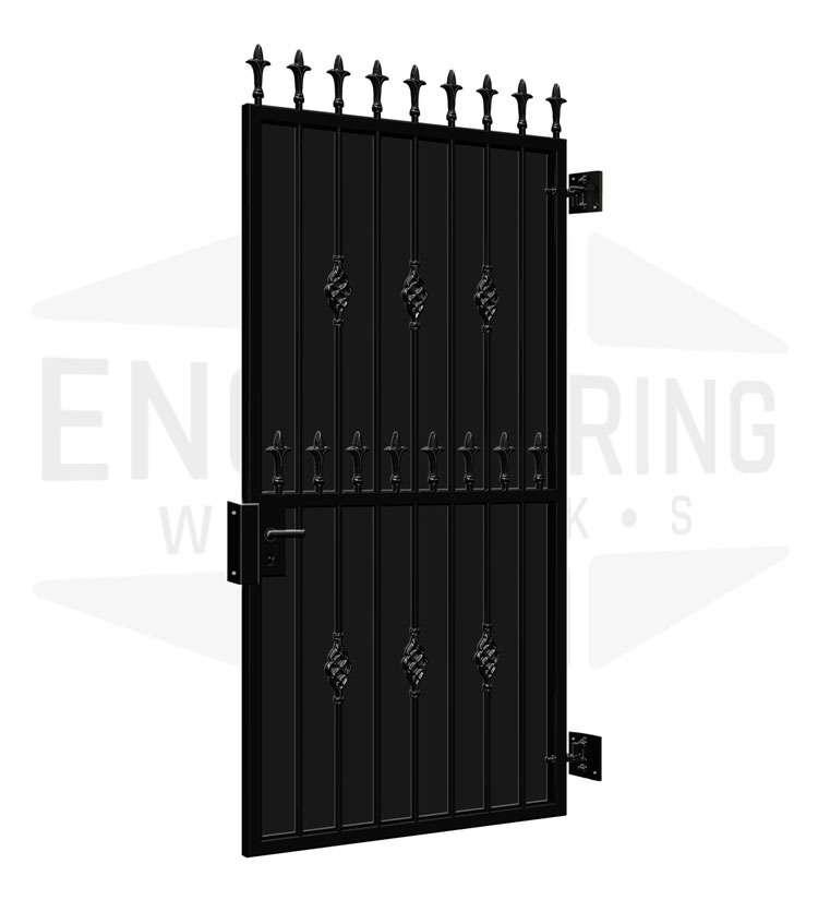 CAMBERWELL Side Gate Backing Sheet
